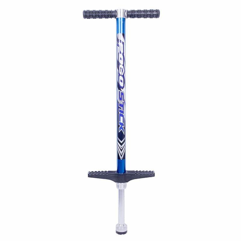 Modrá skákací tyč Worker - nosnost 75 kg