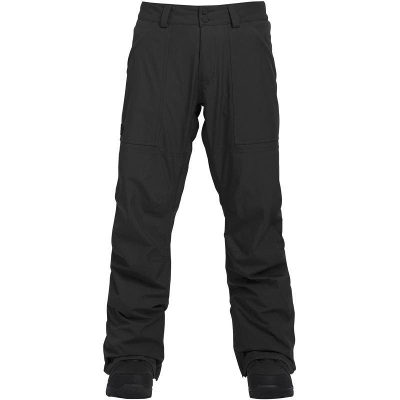 Černé pánské snowboardové kalhoty Burton - velikost L