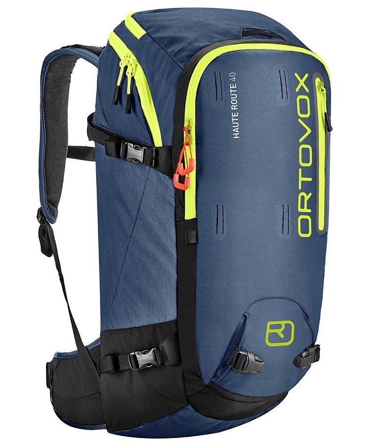 Modrý skialpový batoh Ortovox - objem 40 l