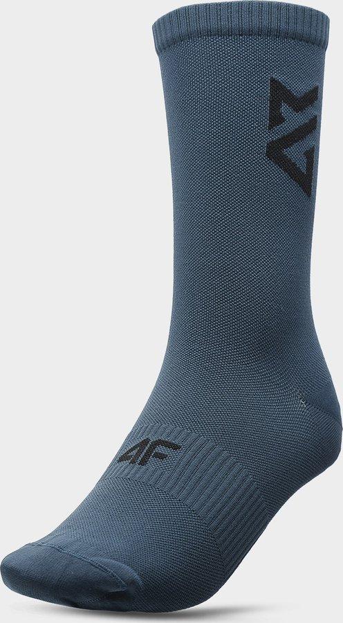 Zelené ponožky 4F - velikost 35-38 EU