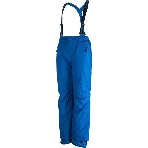 Modré dětské lyžařské kalhoty Head - velikost 140-146