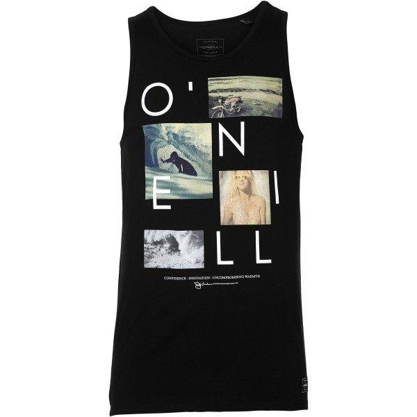 Černé pánské tílko O'Neill - velikost S