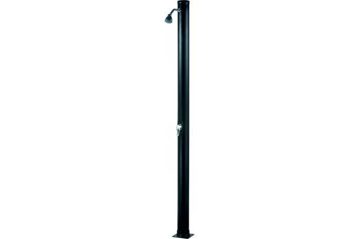 Černá solární sprcha Hanscraft - objem 18 l a výška 214 cm