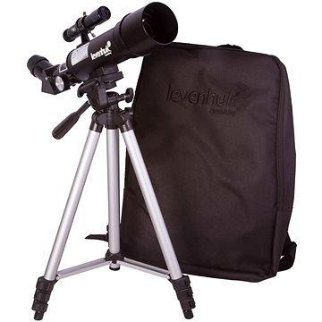 Teleskop se stativem Skyline Travel 50 Teleskope, Levenhuk