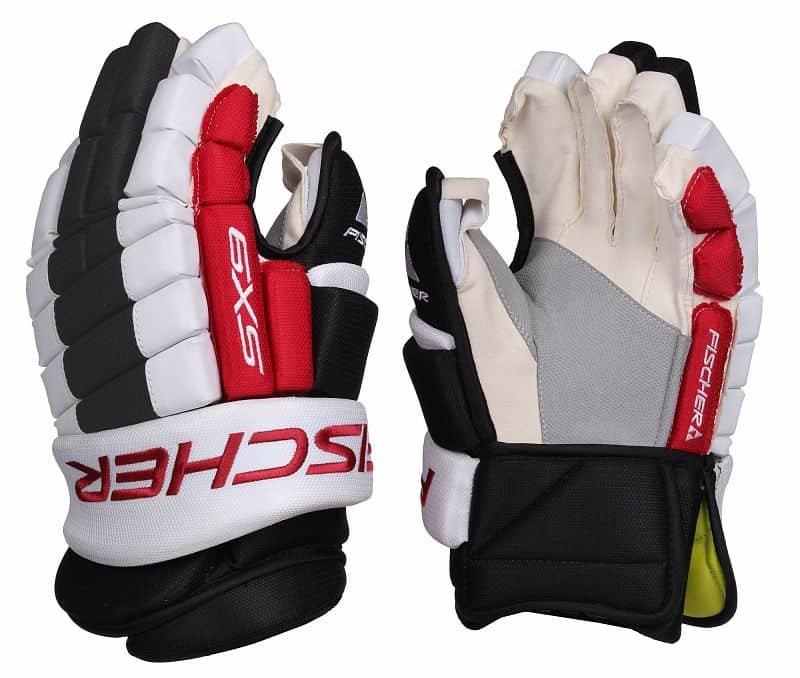 "Hokejové rukavice - senior Fischer - velikost 13"""