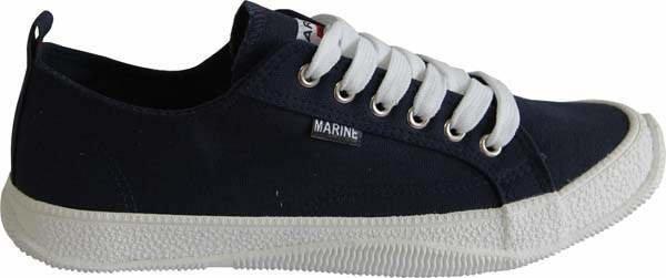 Modré dámské tenisky MARINE - velikost 36 EU