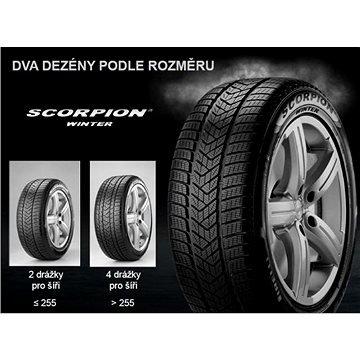 Zimní pneumatika Pirelli - velikost 295/40 R21