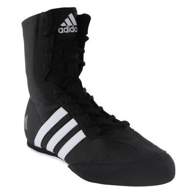 Černé boxerské boty Adidas