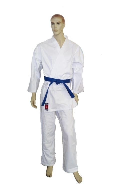 Bílé kimono na karate Katsudo