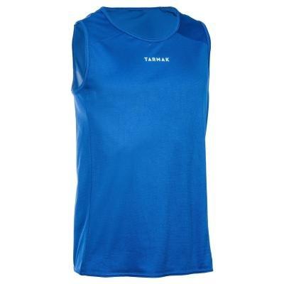 Modrý basketbalový dres T100, Tarmak
