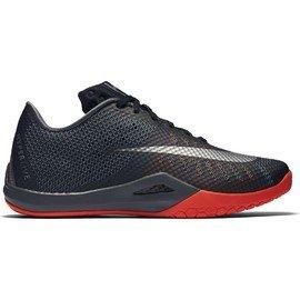Černo-červené pánské basketbalové boty HYPERLIVE, Nike - velikost 40 EU
