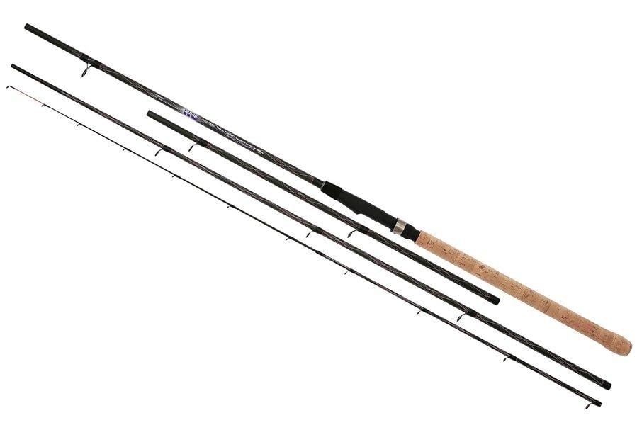 Feederový prut - Mikado Prut Ultraviolet Twin Feeder 330/390 do 110g