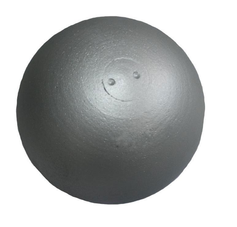 Tréninková soustružená vrhačská koule Sedco - 6 kg