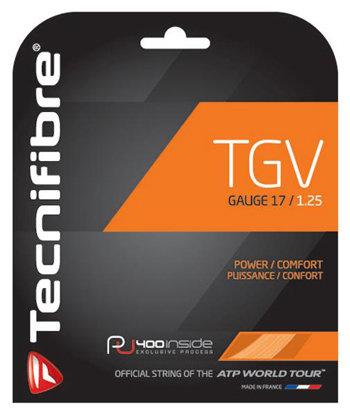 Tenisový výplet TGV, Tecnifibre - průměr 1,35 mm a délka 12 m