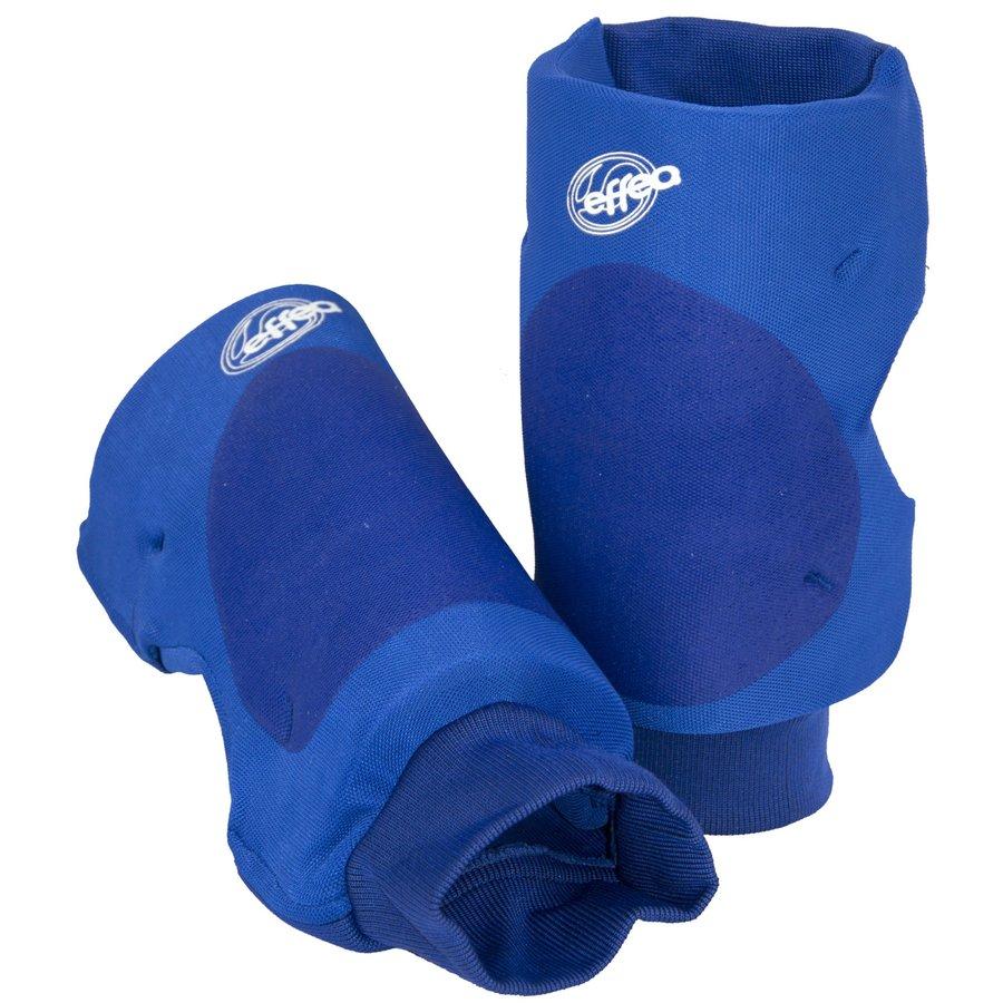 Modré volejbalové chrániče - senior na kolena Effea
