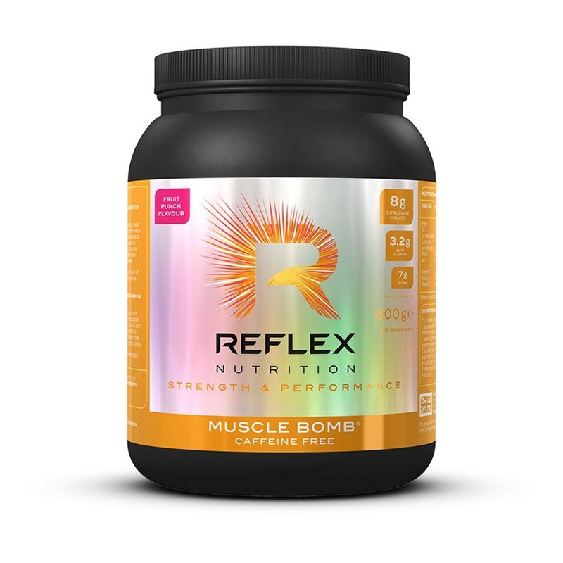 Kofein Reflex Nutrition - 600 g