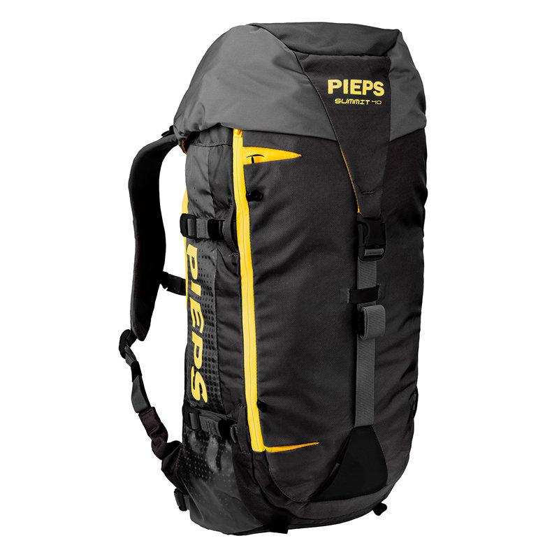 Černý skialpový batoh Pieps - objem 40 l