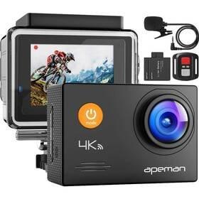 Černá outdoorová kamera A79, Apeman