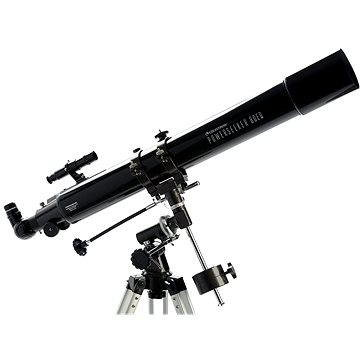 Teleskop se stativem PowerSeeker 80 EQ, Celestron