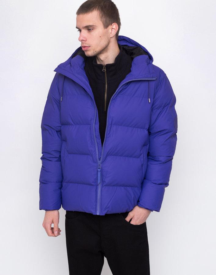 Pláštěnka - Rains Puffer Jacket 79 Lilac M/L