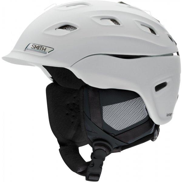 Bílá dámská lyžařská helma Smith