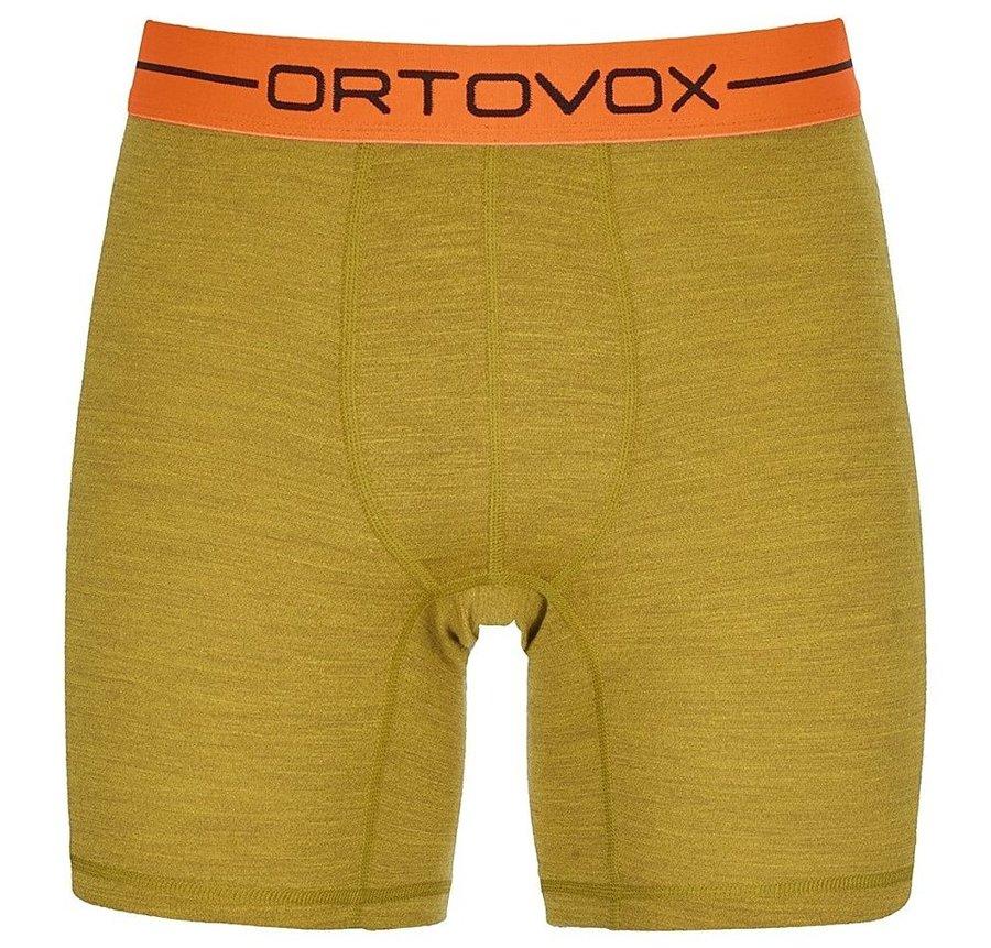 Žluté pánské boxerky Ortovox