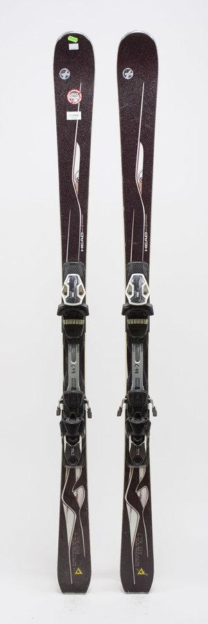 Dámské lyže Head - délka 156 cm