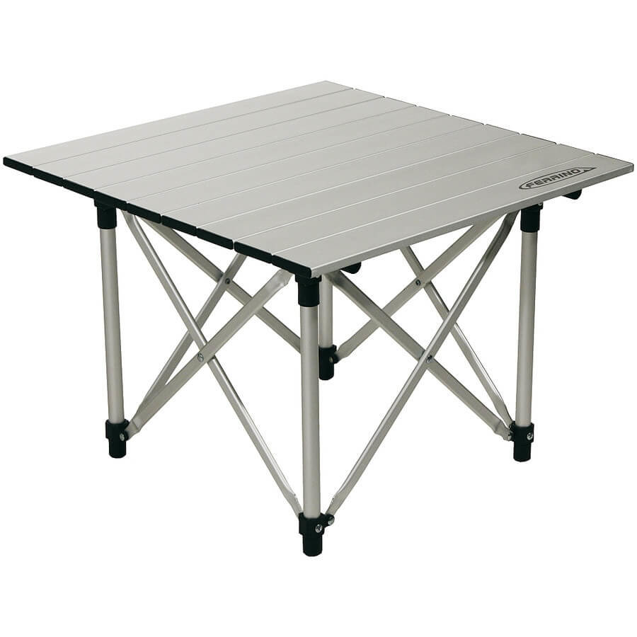 Kempingový stůl - Skládací stůl FERRINO 50 x 50 cm