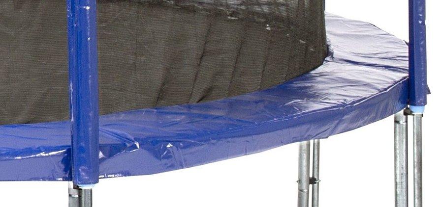 Modrý kryt pružin na trampolínu Marimex