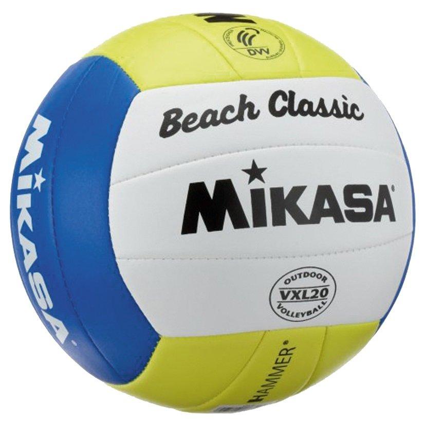 Volejbalový míč - Volejbalový míč Mikasa VXL 20 Beach Classic