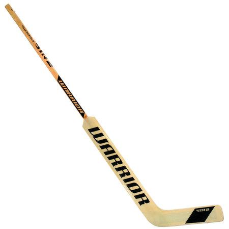 Brankářská hokejka - Brankářská hokejka Warrior Swagger STR2 SR natural/black L (normální gard) 25 palců