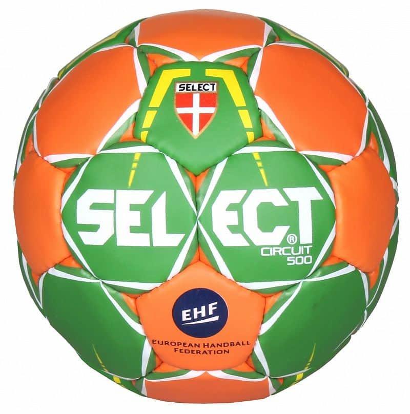 Míč na házenou - HB Circuit 500 míč na házenou velikost míče: č. 2