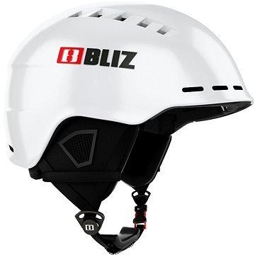 Bílá lyžařská helma Bliz
