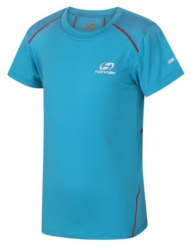 Modré dětské tričko s krátkým rukávem Hannah - velikost 116