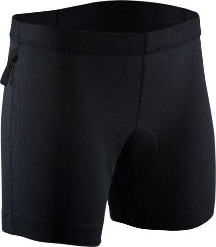 Černé dámské boxerky Silvini