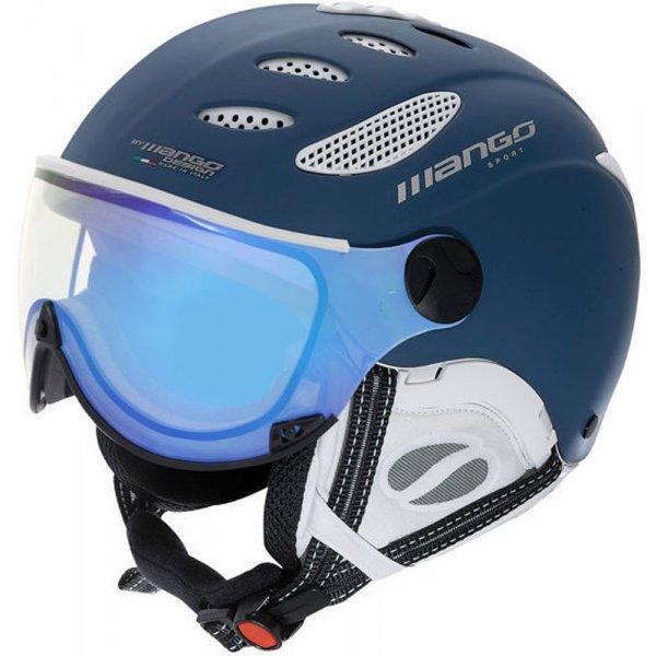 Modrá lyžařská helma Mango