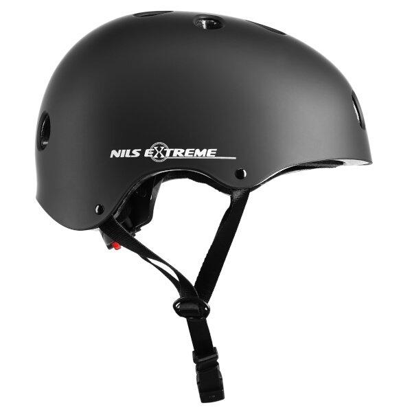 Černá cyklistická helma