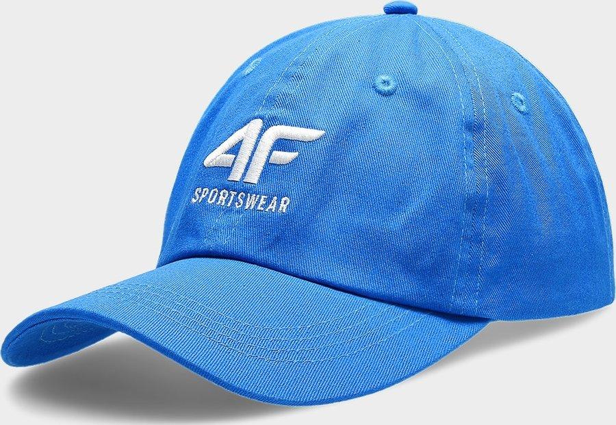 Modrá pánská kšiltovka 4F