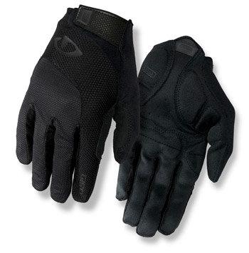 Černé cyklistické rukavice Giro - velikost M