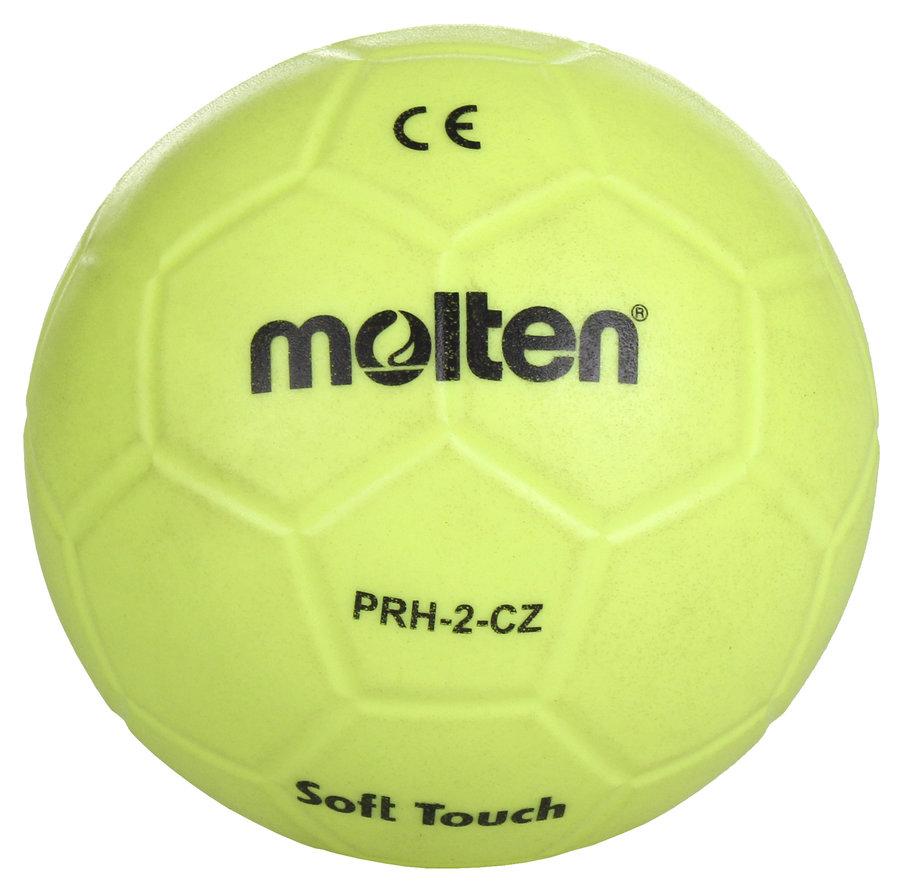 Žlutý míč na házenou PRH-2, Molten - velikost 1