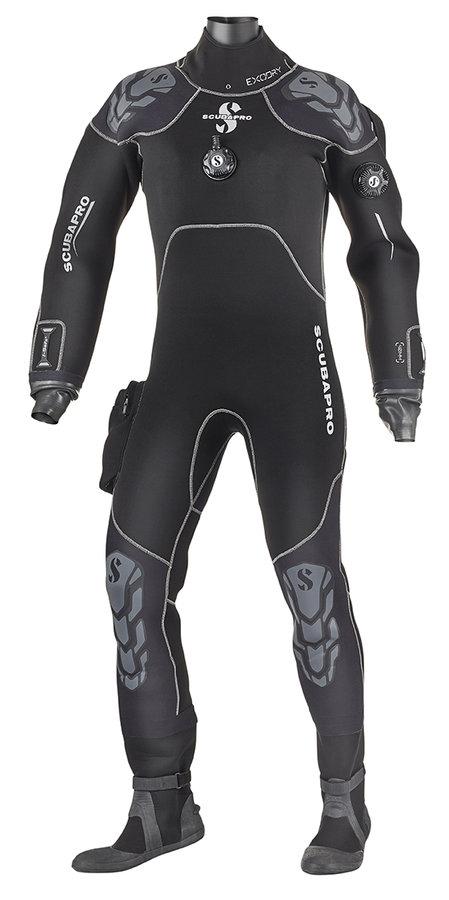 Pánský suchý oblek ExoDry man, Scubapro