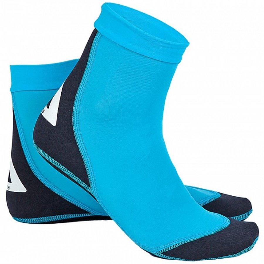Černo-modré neoprenové ponožky Beach, Agama