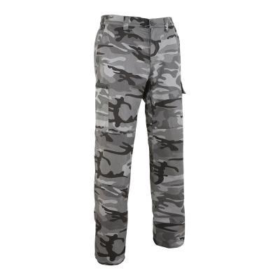 Černé lovecké kalhoty Solognac