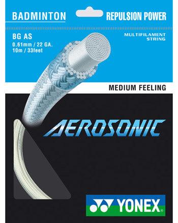 Badmintonový výplet Aerosonic, Yonex - průměr 0,61 mm