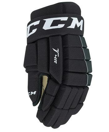 Hokejové rukavice - junior Tacks 4R, CCM