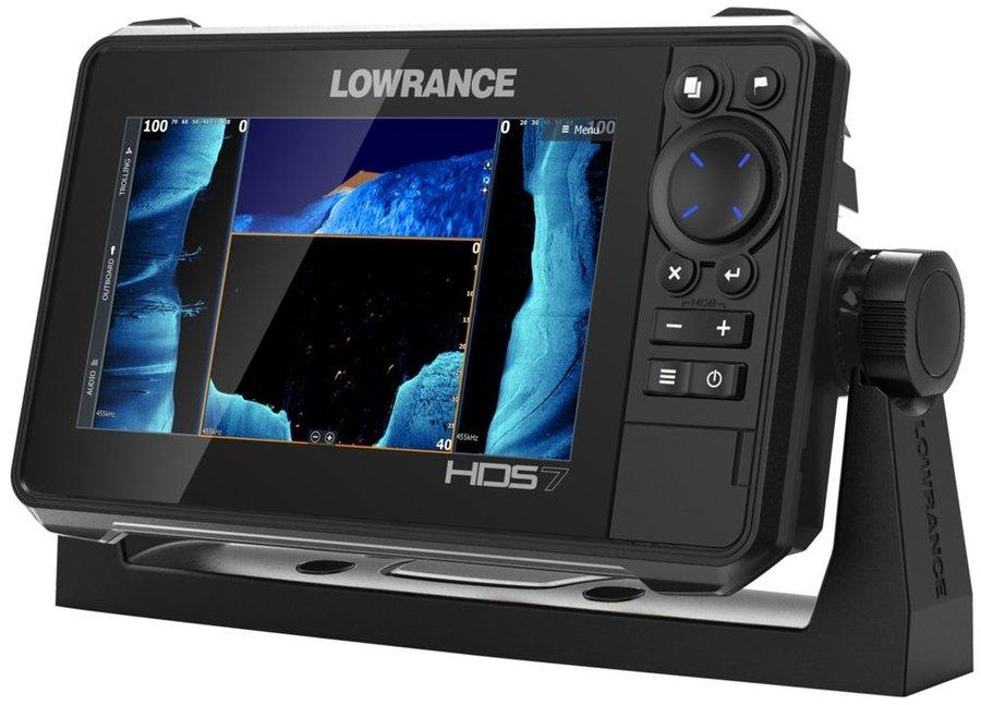 Echolot - Lowrance Echolot HDS LIVE 7 se sondou Active Imaging 3v1 + baterie + nabíječka ZDARMA