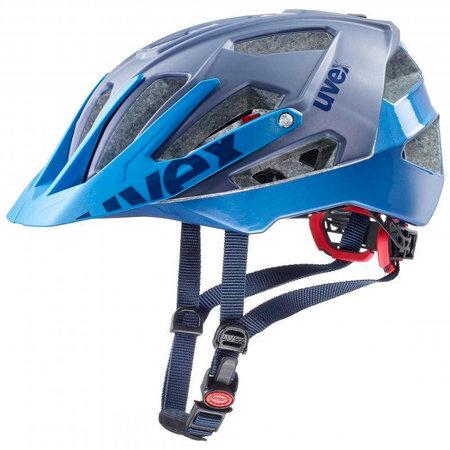 Modrá cyklistická helma Uvex - velikost 52-57 cm