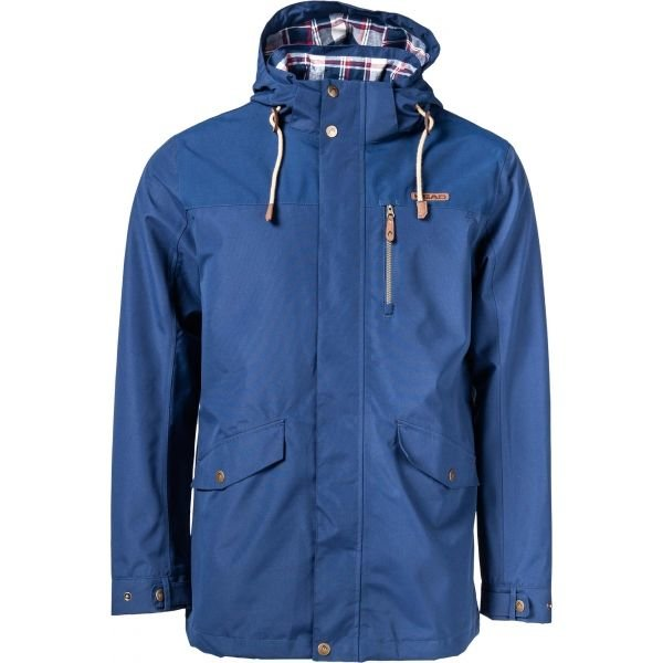 Modrá pánská bunda Head - velikost XL