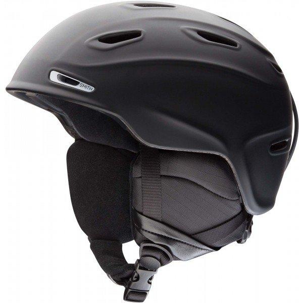 Černá pánská lyžařská helma Smith