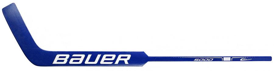 Levá brankářská hokejka - junior Reactor 5000 Wood, Bauer - délka 53 cm